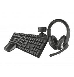 Trust Qoby teclado RF...