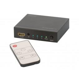 CONMUTADOR 4K HDMI  3X1