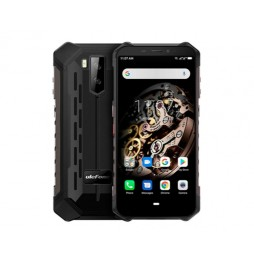 SMARTPHONE ARMOR X5 (3+32GB) BLACK ULEFONE