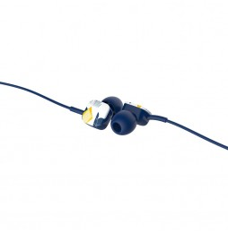 Spc Auriculares Hype Microfono Azul