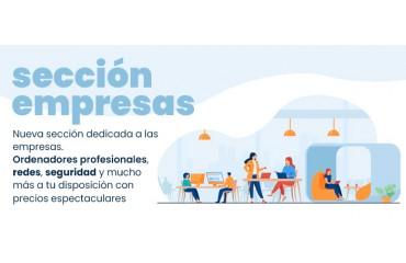 Sección empresas Canal PC